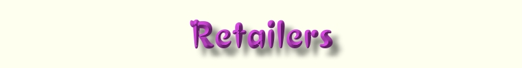 Retailers  Web Page Title Graphic